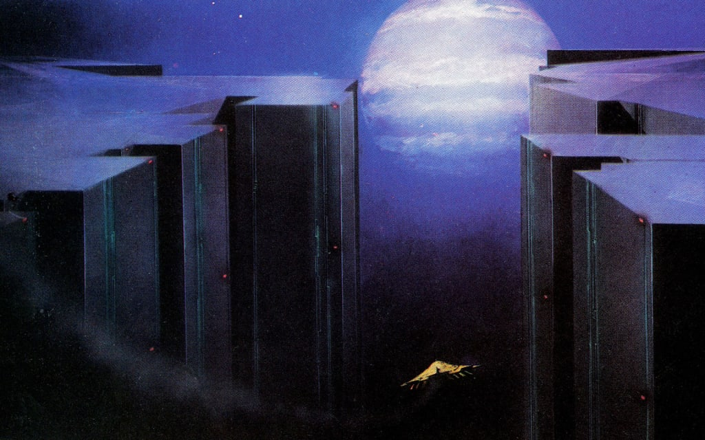 Best Sci-Fi Art Books