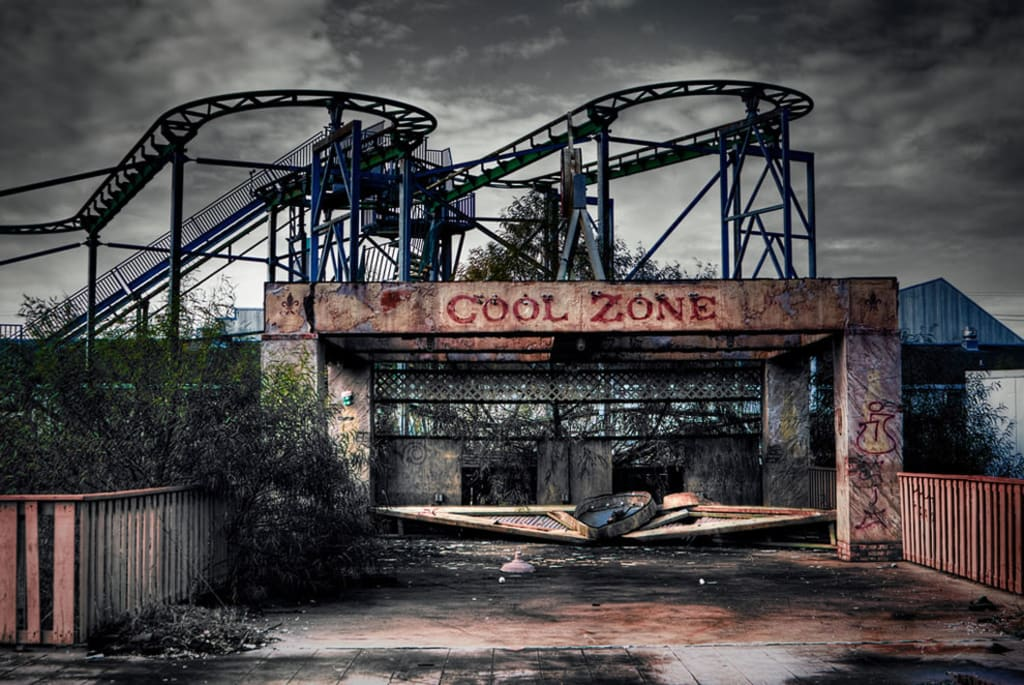 Creepiest Abandoned Amusement Parks In America