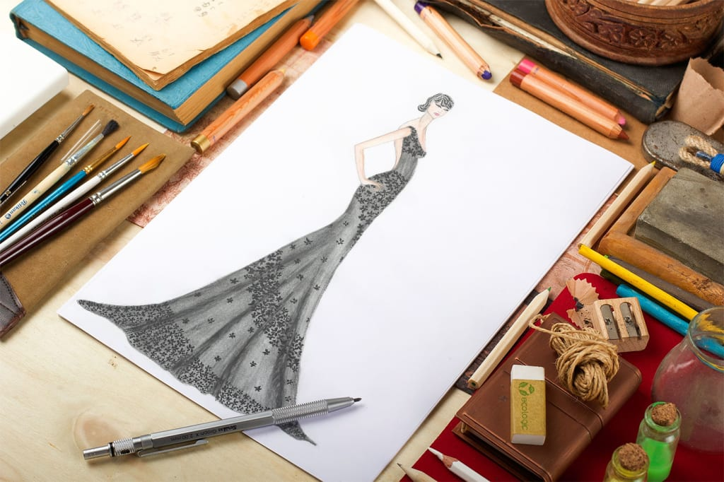 Best Fashion Design Books For Beginners