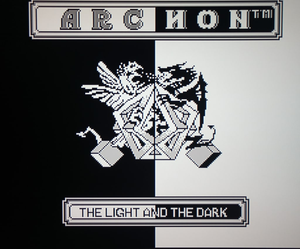 'Archon' on the NES