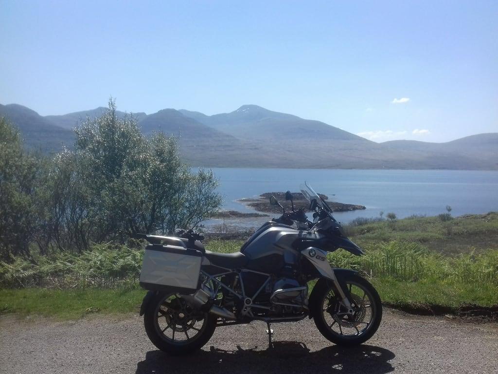 Scottish Motorcycle Diaries