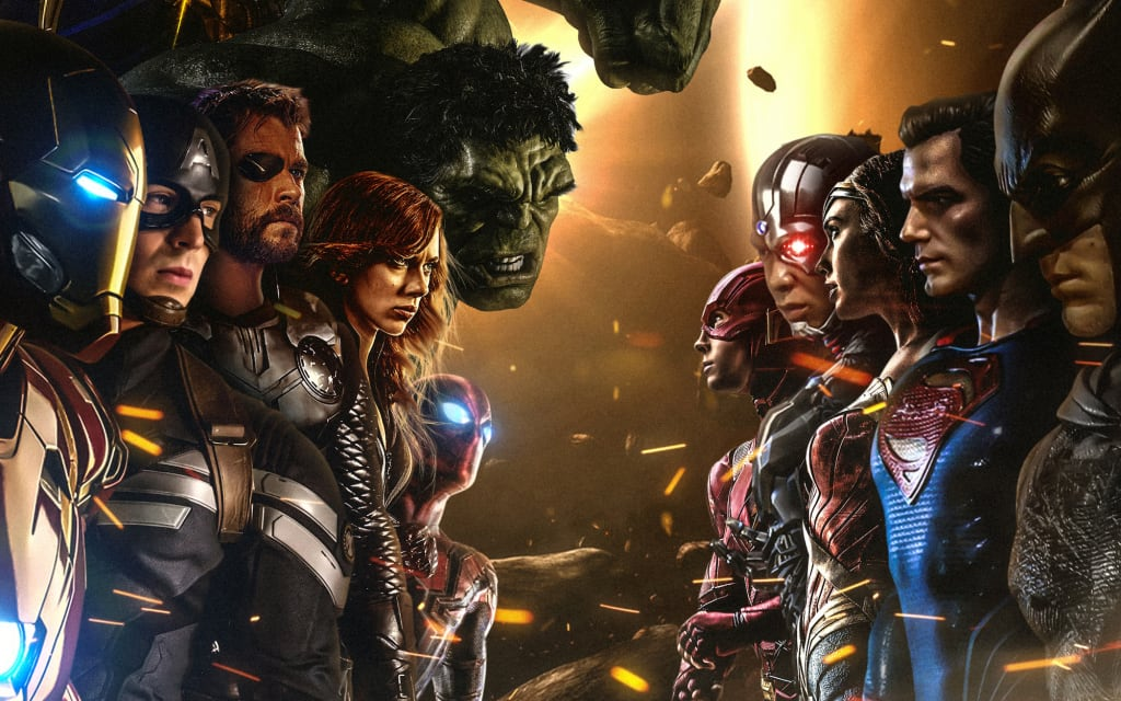 Why Marvel Movies Beat DC Comics Movies