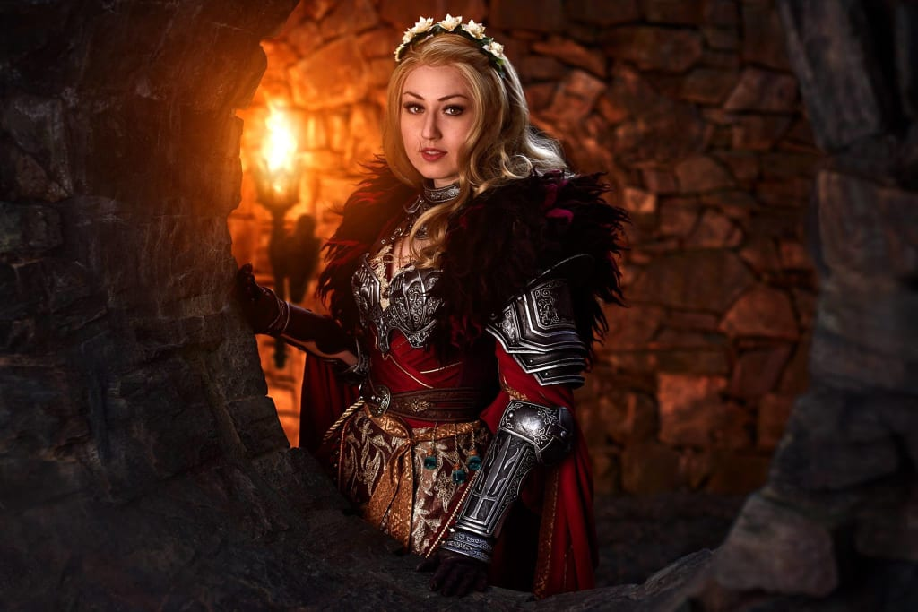 This 'Dragon Age' Cosplay Will Absolutely Blow You Away