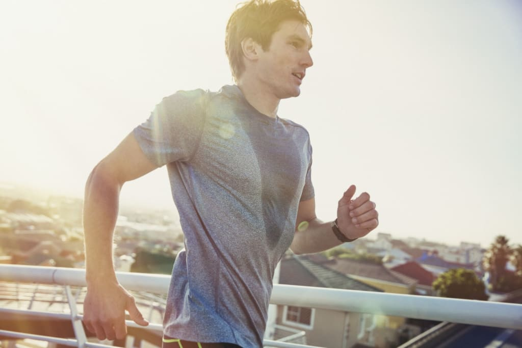 How to Survive Running in the Heat