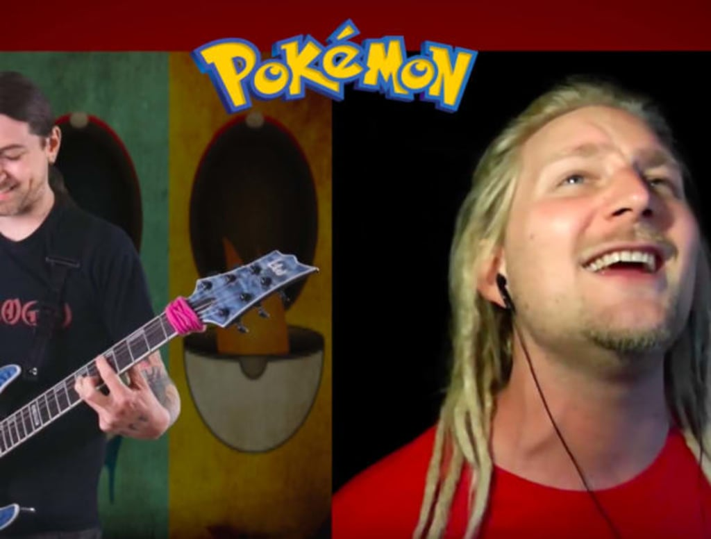 Celebrate 'Pokemon Go' with This Awesome Metal 'Pokemon' Theme Song Cover