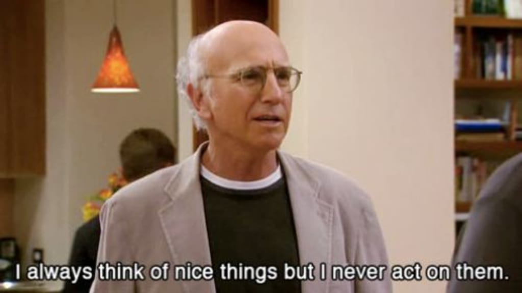 11 Times Larry David Was the Most Relatable
