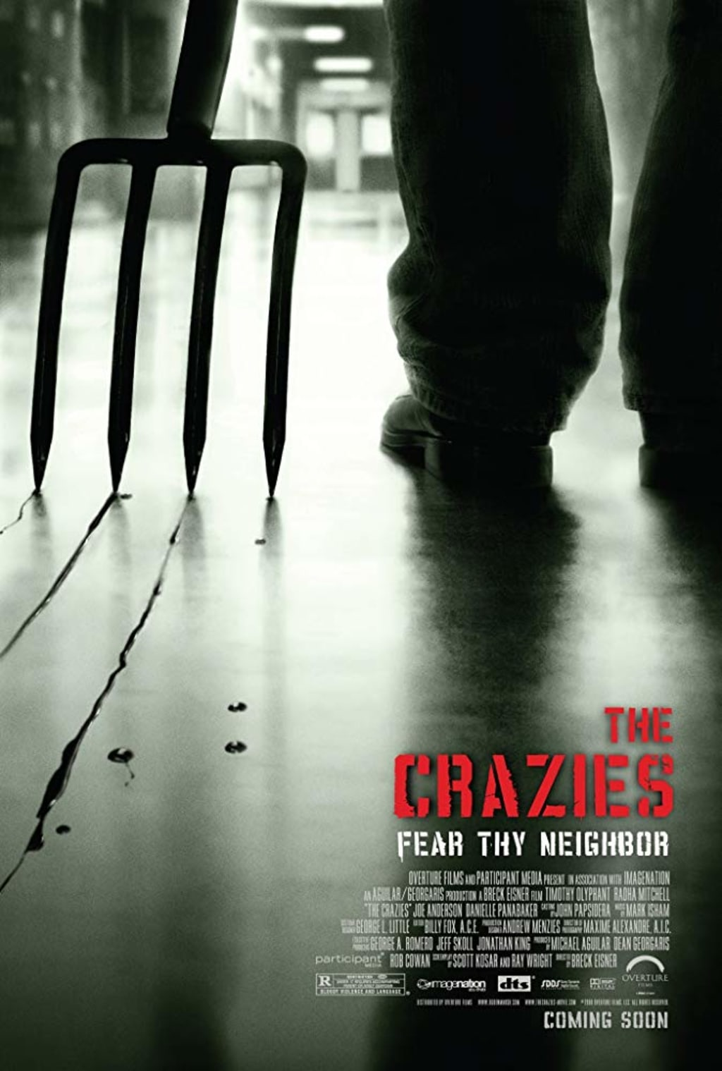 Reed Alexander's Horror Review of 'The Crazies' (2010)