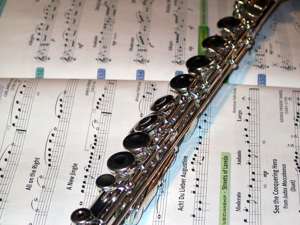13-Year Old John Jay Middle School Student Makes Magic with Her Flute