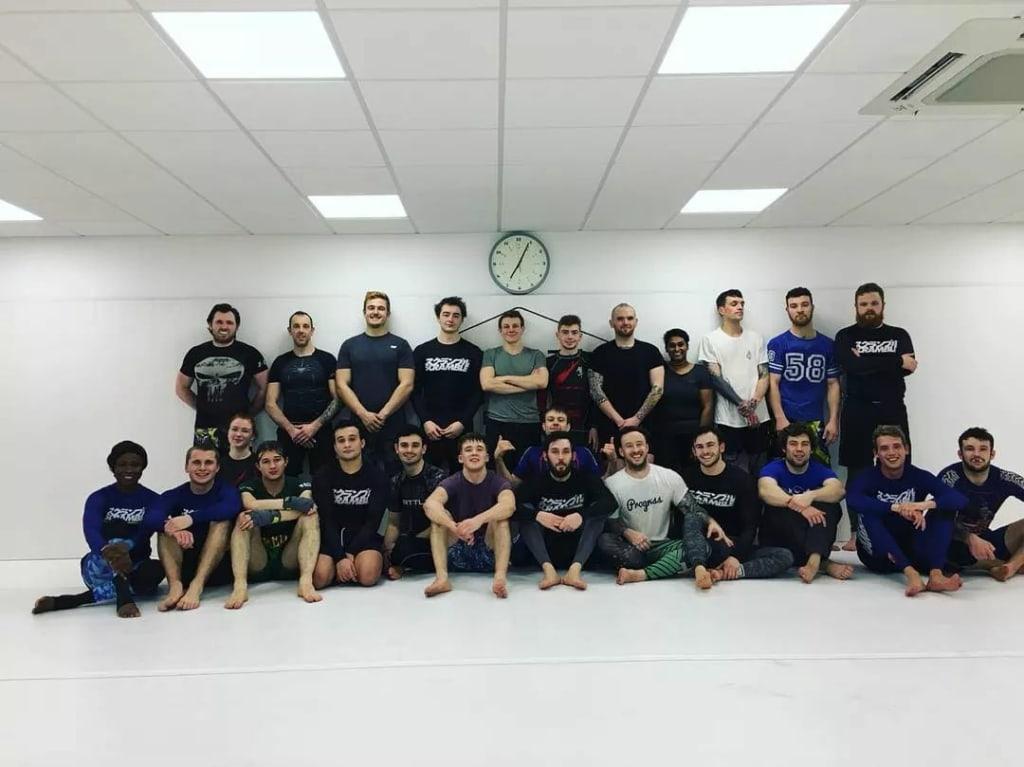 How Does Brazilian Jiu-Jitsu Help?