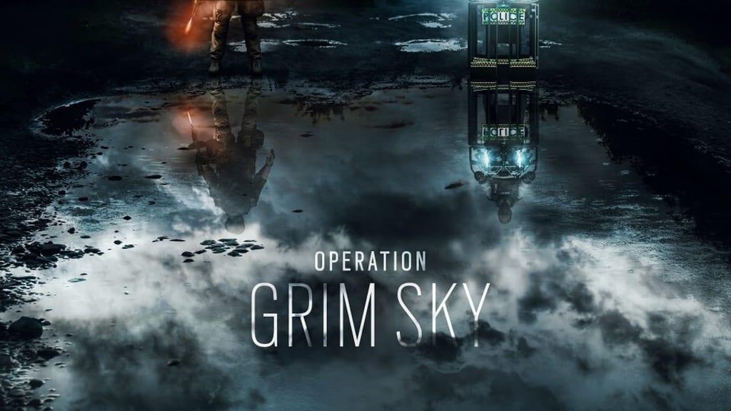 'Rainbow Six Siege: Operation Grim Sky' Update