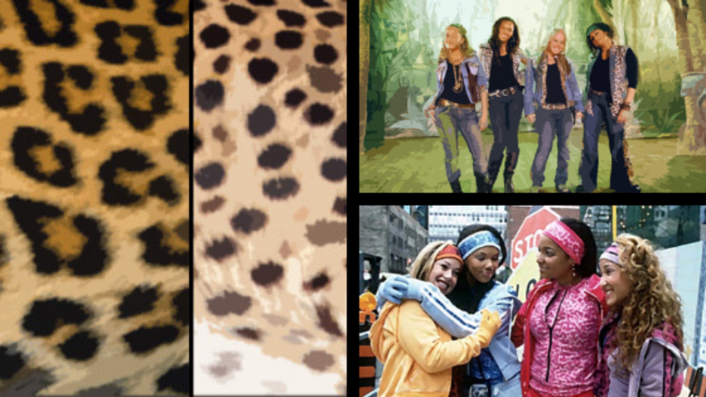 I Just Realized that 'The Cheetah Girls' Wore Leopard Print and It Has Ruined My Childhood...