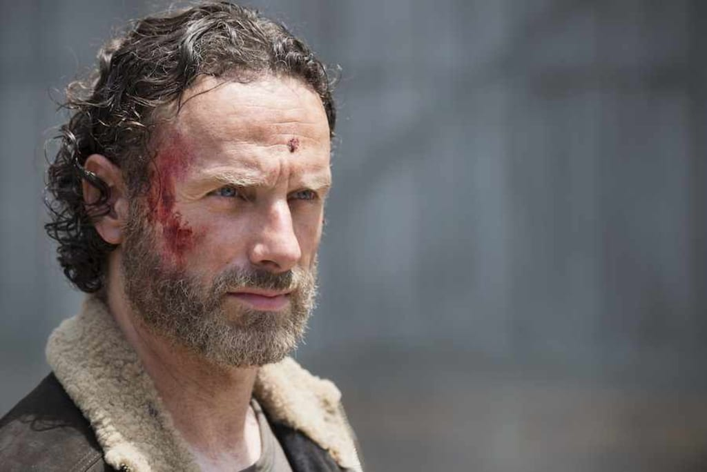Andrew Lincoln Heartbroken Over Intense Walking Dead Season 6 Finale End Scene
