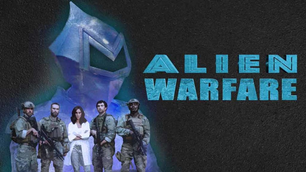 'Alien Warfare'–A Review (Netflix)