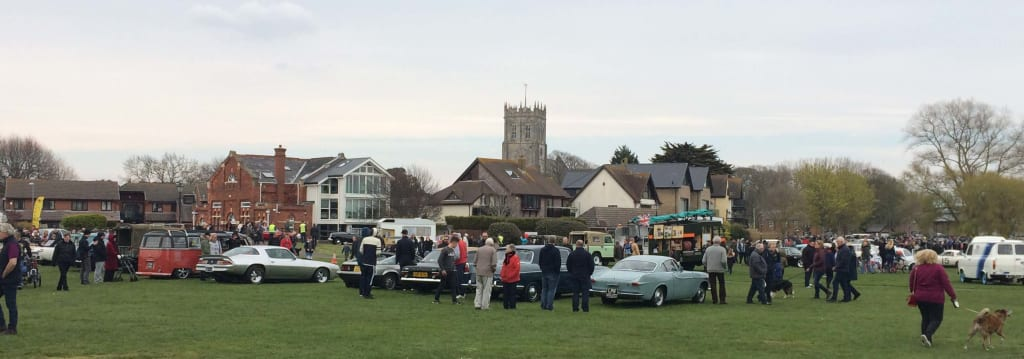 Christ Church Classic Car Show