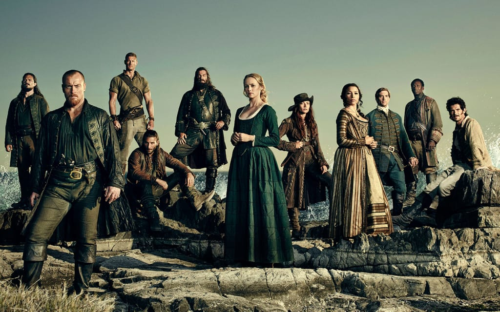 Is Black Sails Historically Accurate?