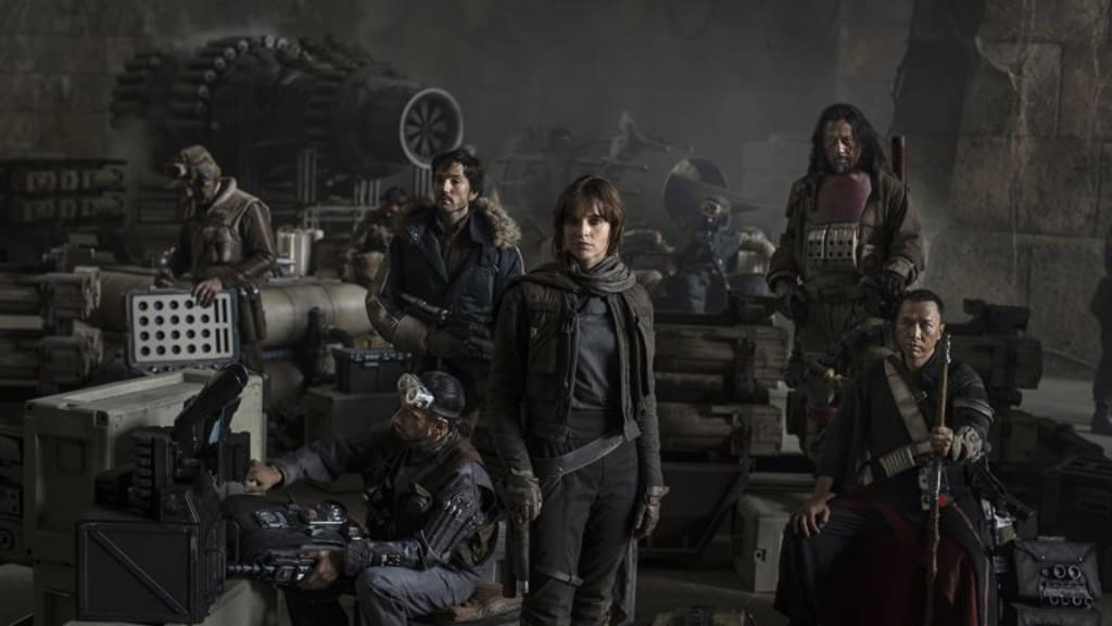 'Star Wars: Rogue One' Reshoots — Setting the Precedent