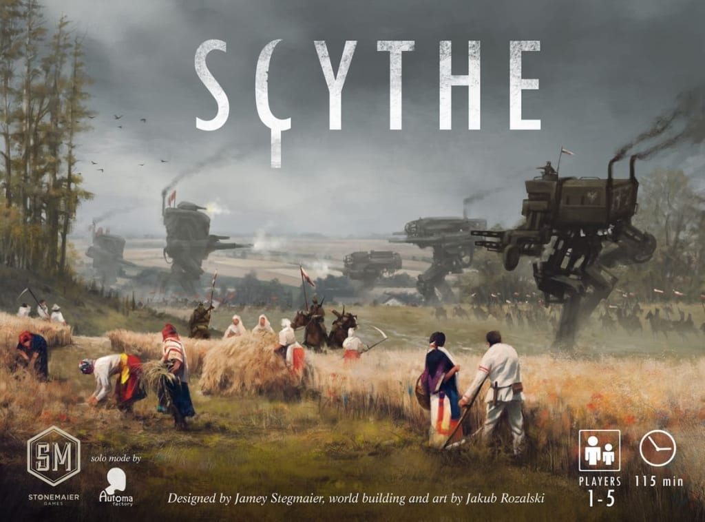 Scythe: First Impression Review