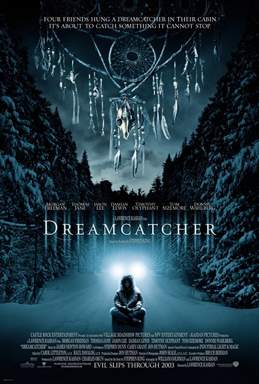 Reed Alexander's Horror Review of 'Dreamcatcher' (2003)
