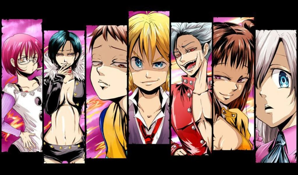Review Seven Deadly Sins