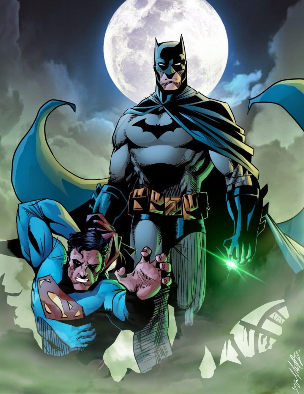 How Batman Would Defeat the Justice League