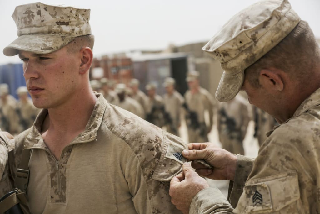 Myths About Marines That Civilians Believe