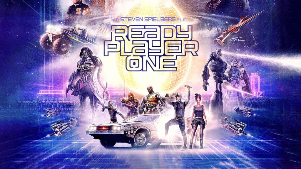 'Ready Player One' A Cautionary Tale?