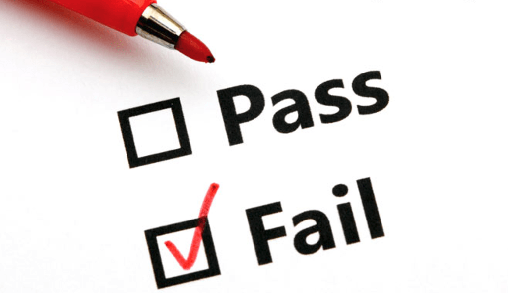 Five Reasons Why You Need to Fail a Lot
