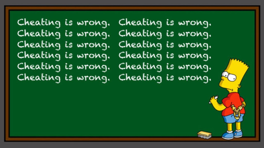 Three Signs He May Be Cheating