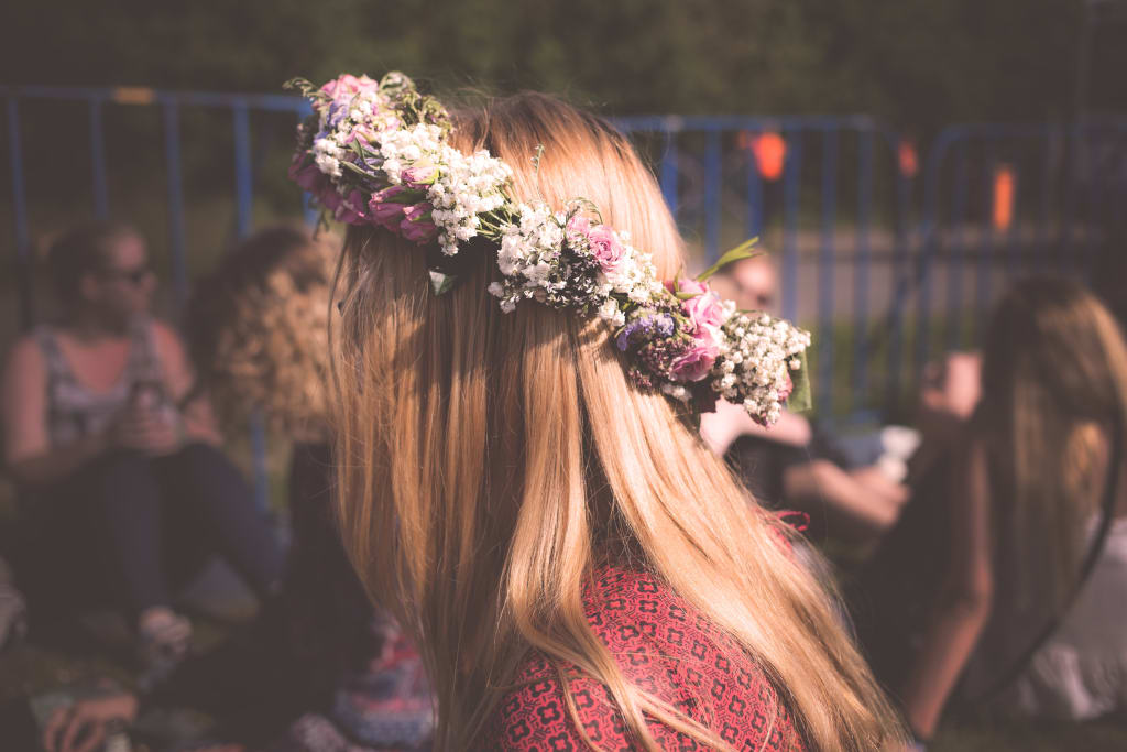 History of the Flower Crown