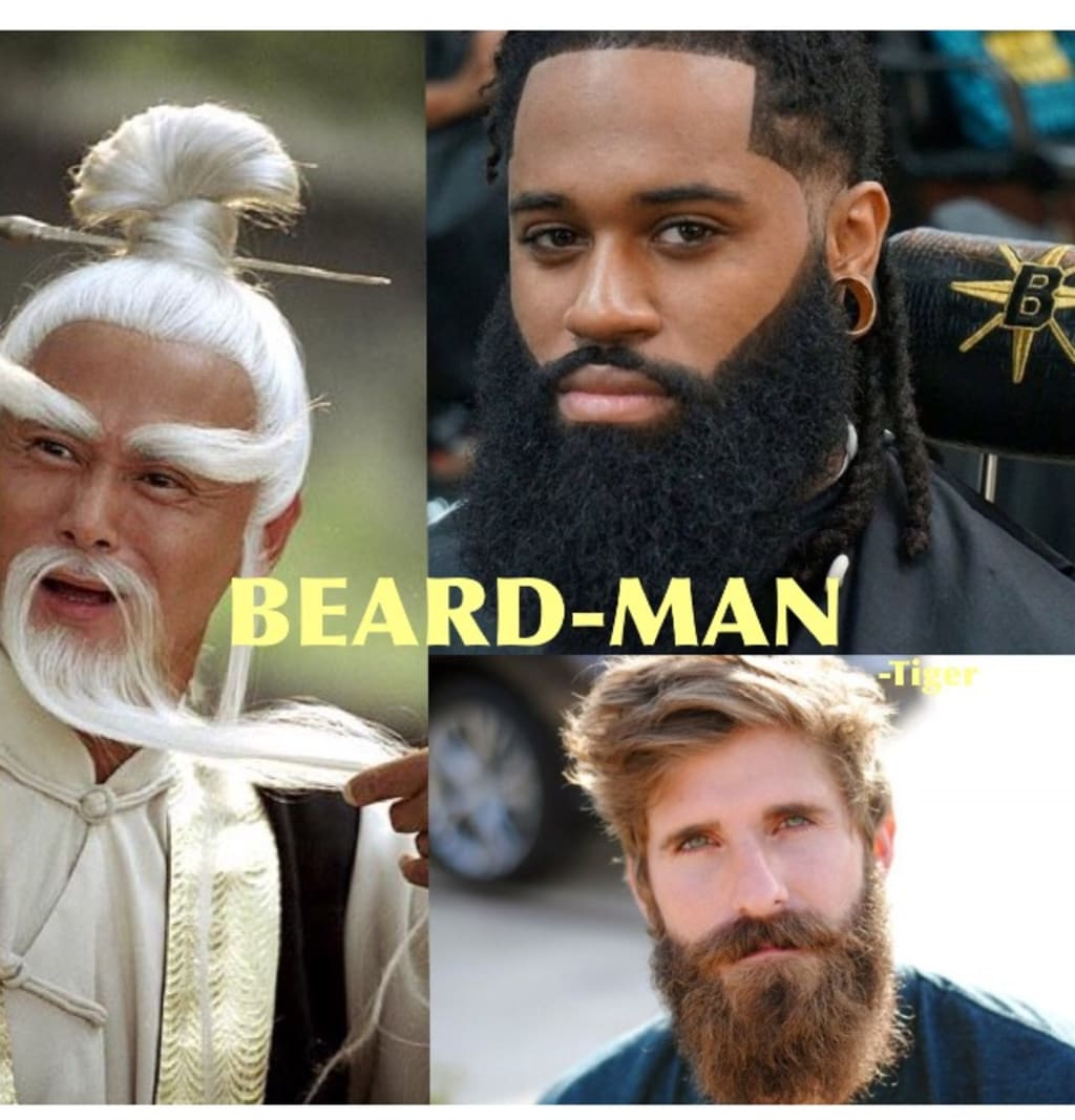 A Man-to-Man Talk On Beards!