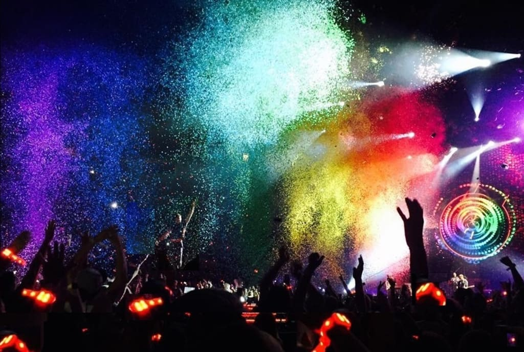 Fun, Dreams and an Adventure of a Lifetime: Recalling Coldplay's A Head Full of Dreams Tour