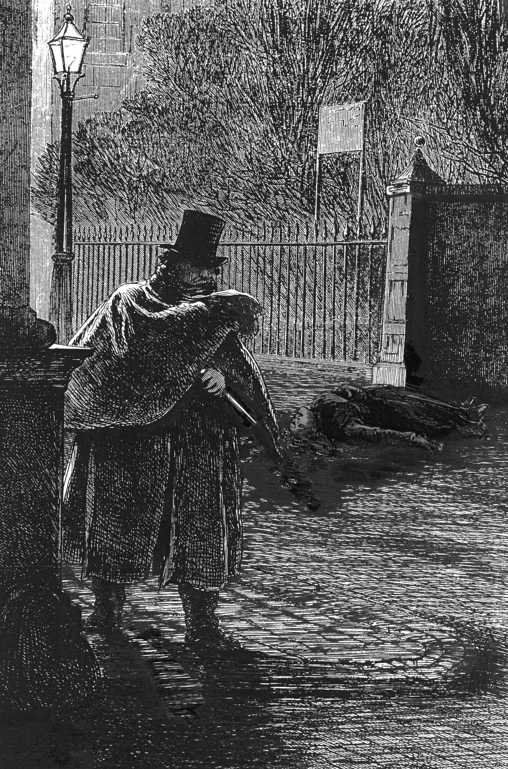 Jack the Ripper and the Sallie House