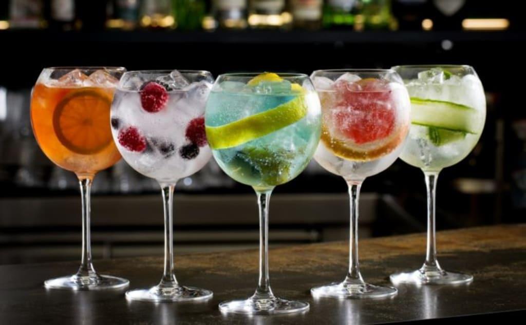 Signature Cocktail List