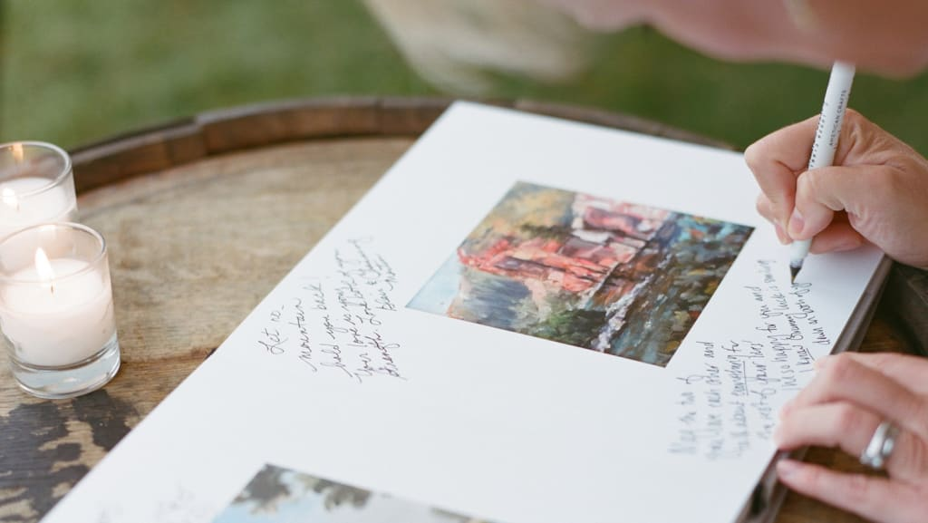 The 15 Best Wedding Guest Books and Alternatives You Can Buy in 2018