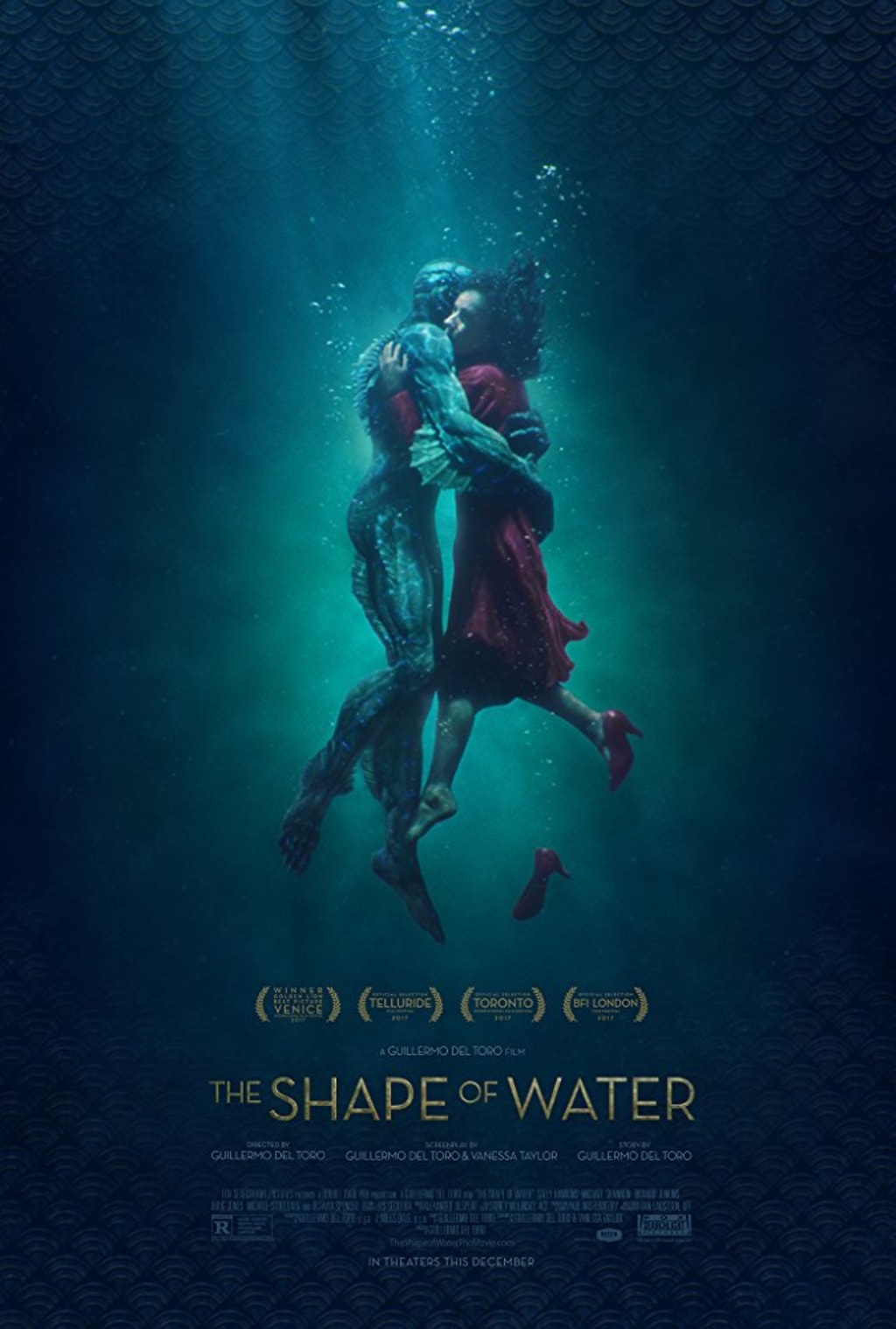 'The Shape of Water': Good Schlock at Best - Not Best Picture