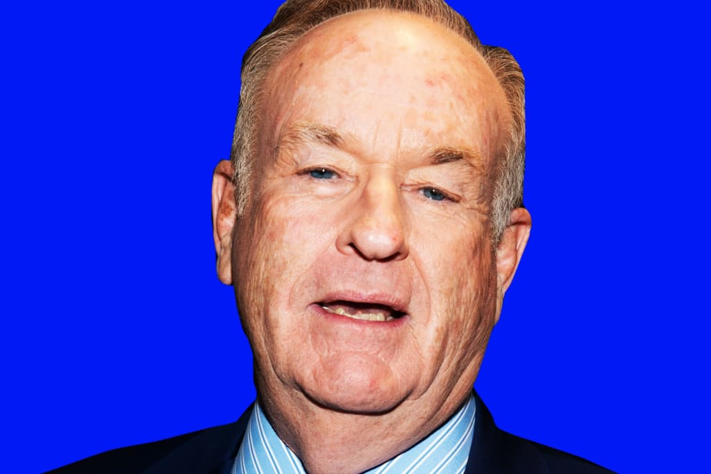 History of Bill O'Reilly's Scandals