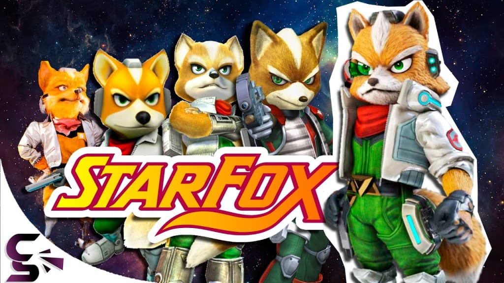 Theory Evaluations and Other Thoughts: 'Starfox' Edition