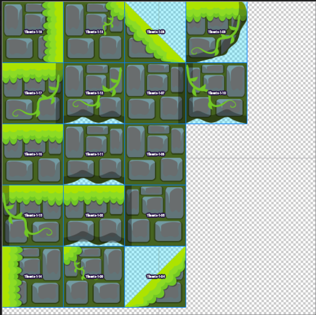 How to Create a Tilemap Spritesheet for Construct 2 & 3