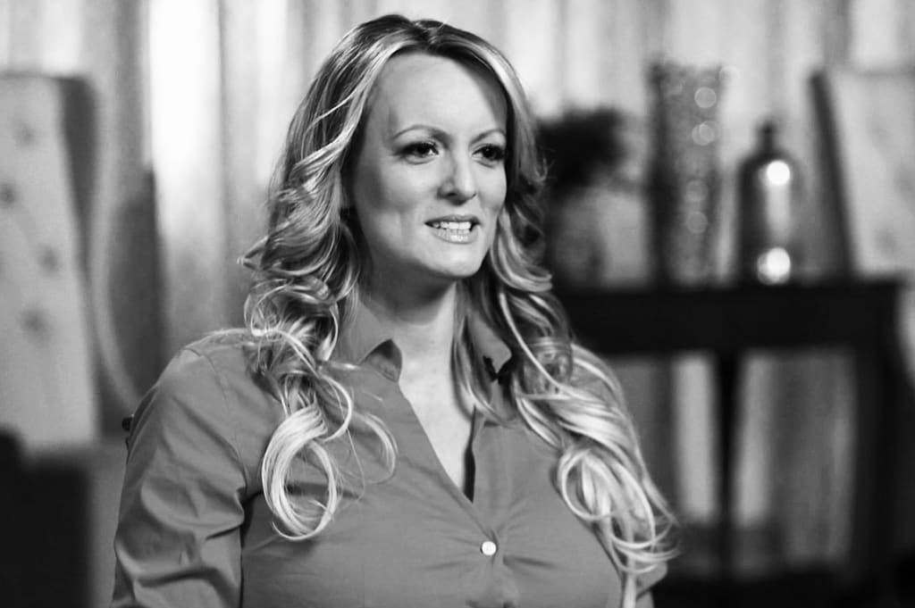 What We Got Out of Stormy Daniels' 60 Minutes Interview