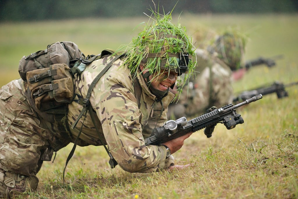 A Comedy of Errors in the British Army UOTC, Part 3