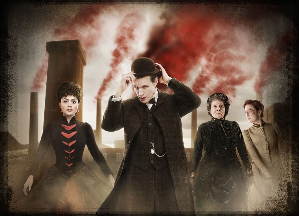 'Doctor Who': Revisiting 'The Crimson Horror'