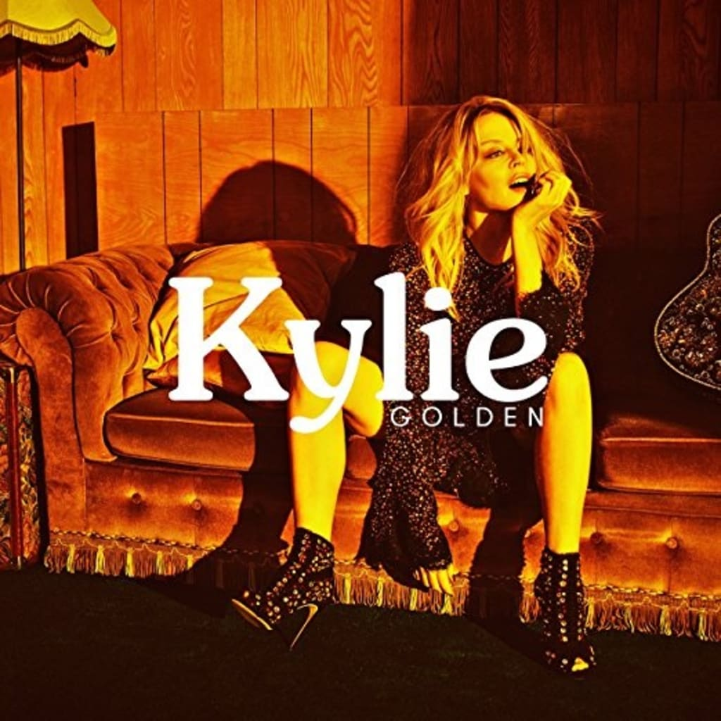 Kylie Minogue Gets Her Country On