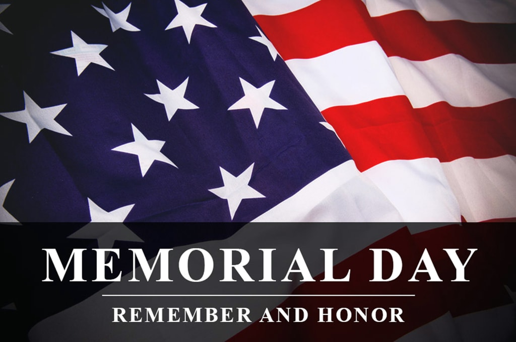Memorial Day: A Misunderstood Federal Holiday