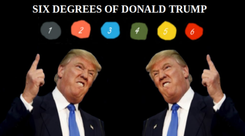 Play Six Degrees of Donald Trump