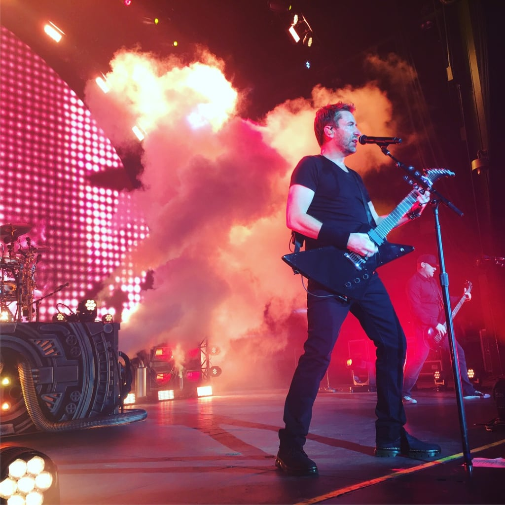 I Went to a Nickelback Concert and It Was Actually Great