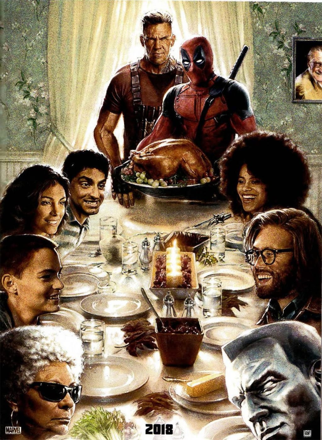 Why 'Deadpool 2' Is a Family Film