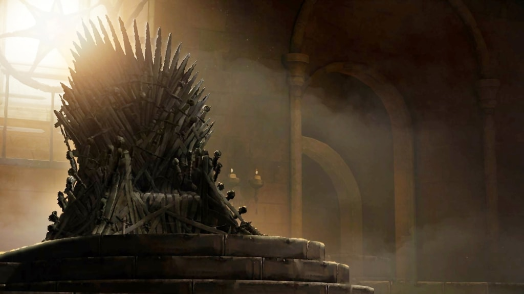 Alone on the Throne