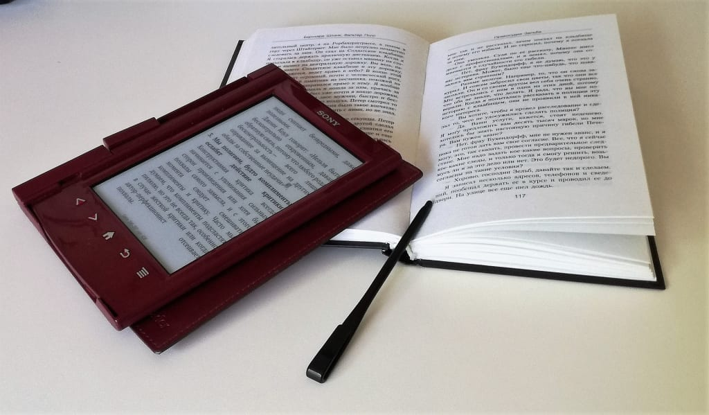 5 Reasons Your Book Needs to Be Available in Both Print and eBook Format
