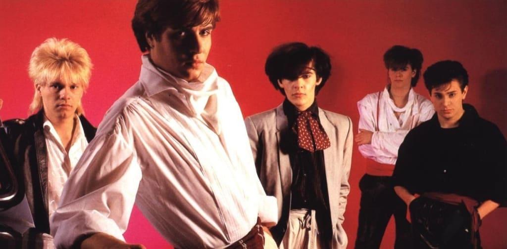 8EEZ Playlist: Duran Duran