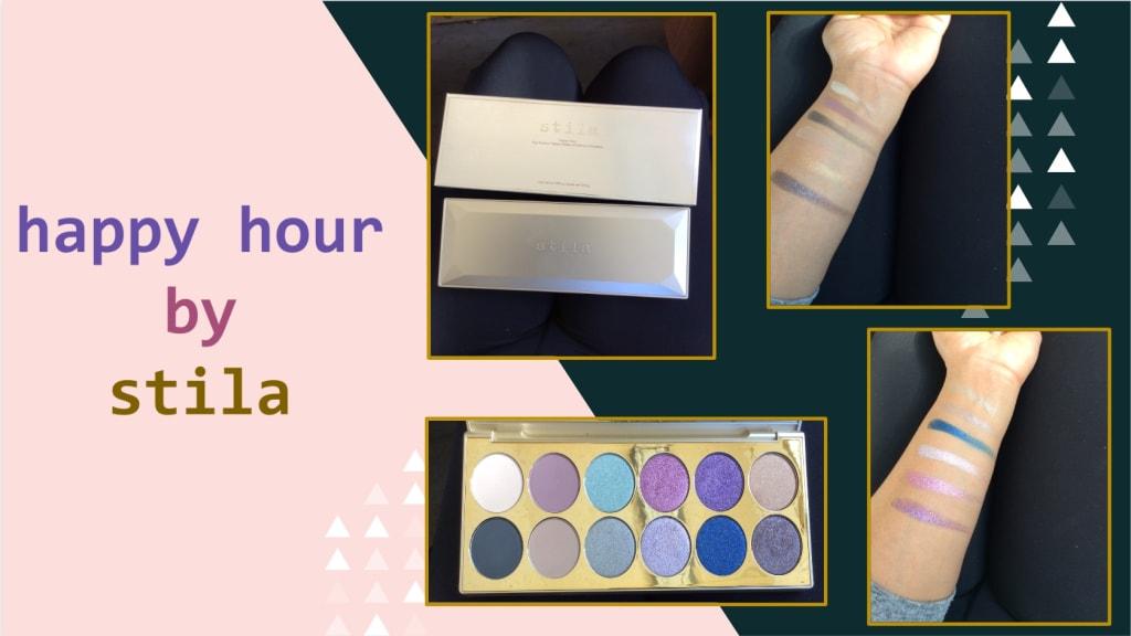 Stila Happy Hour Eyeshadow Palette
